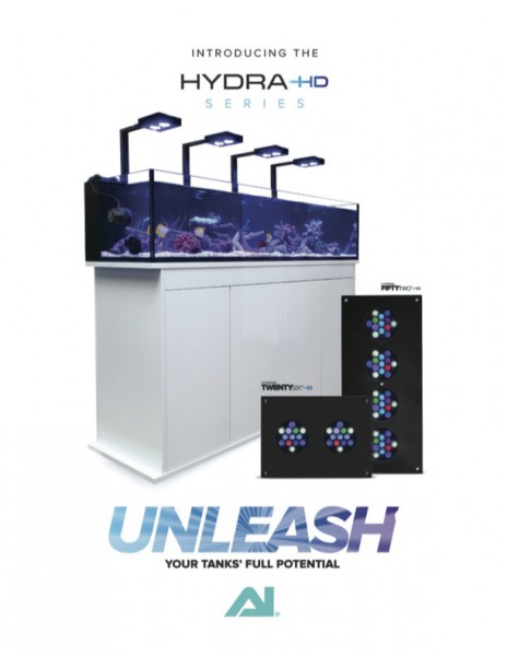 Aquaillumination Hydra FiftyTwo HD (HyperDrive)