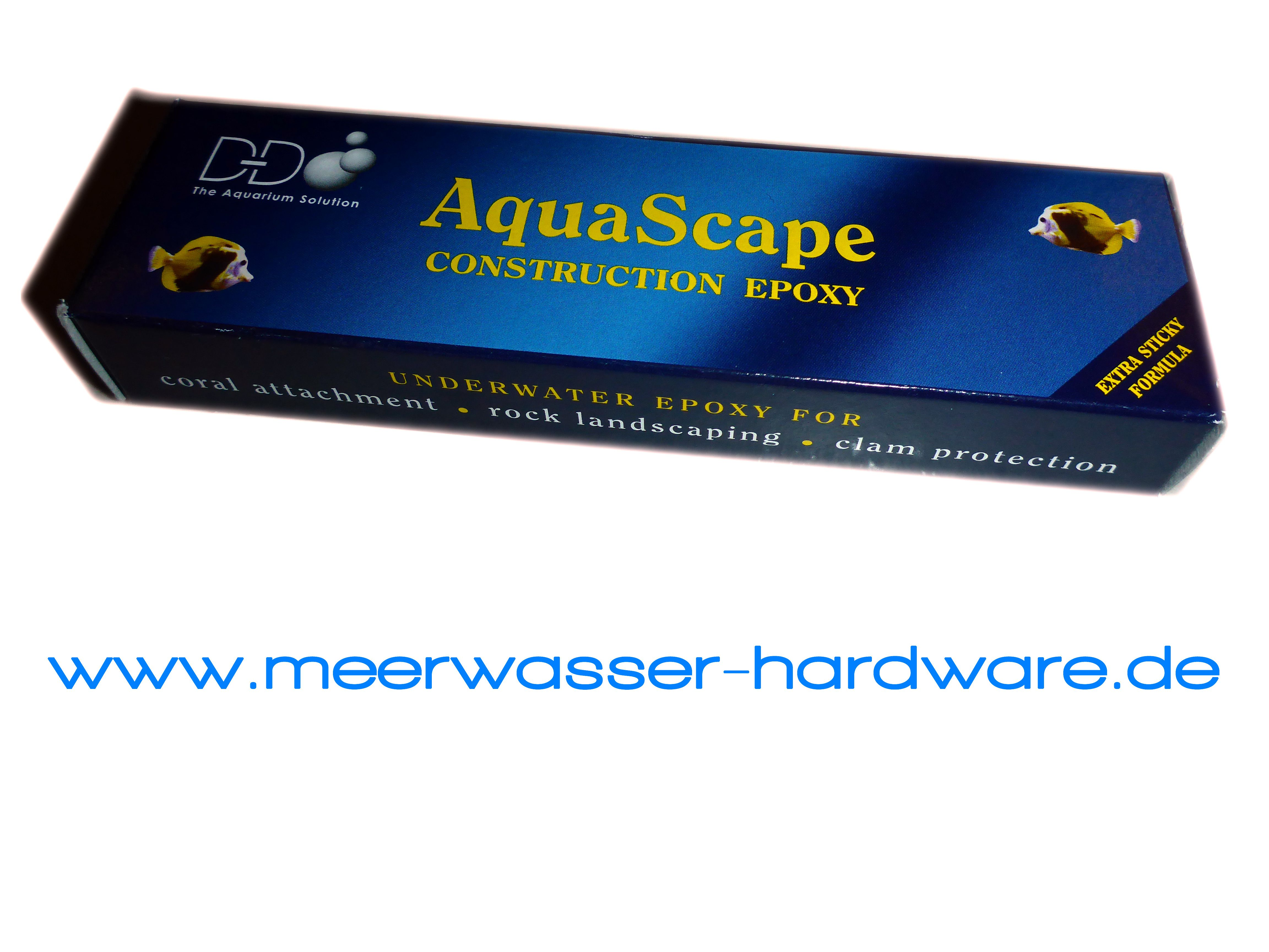 D d aquascape korallenkleber 113 4 g meerwasser for Meerwasser shop