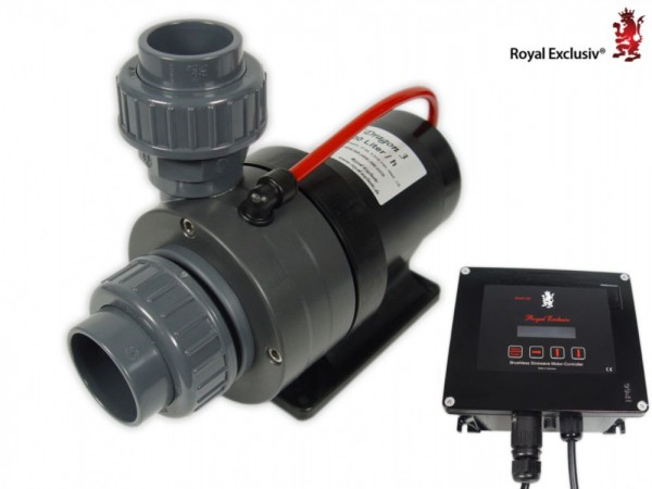 Royal Exclusiv Red Dragon® 3 Speedy 150 Watt / 18,0m³ / 10V Eingang