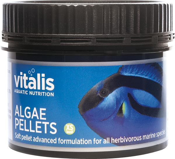 Vitalis Algae Pellets XS 1 mm
