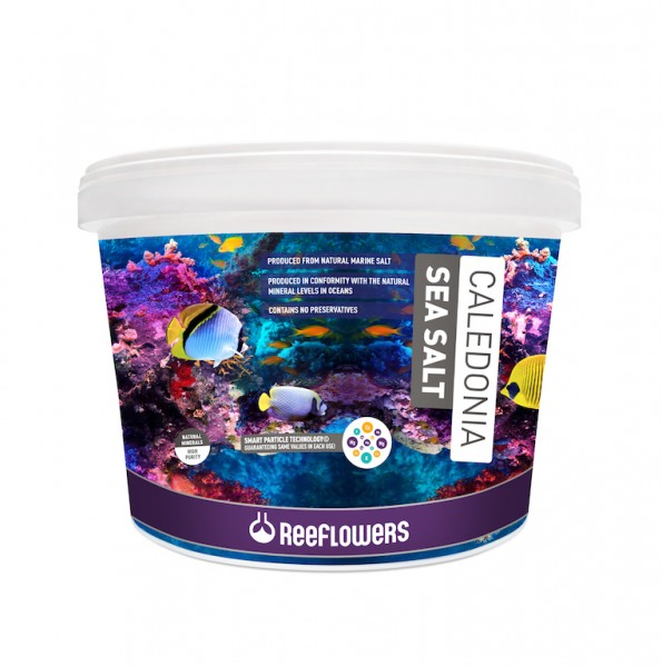 Reeflowers  Caledonia Sea Salt