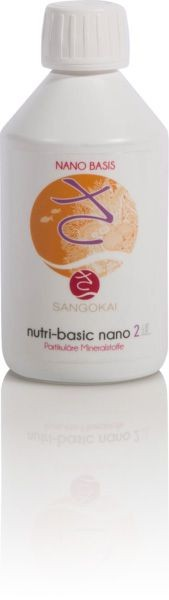 Sangokai nutri-basic NANO #2 250 ml